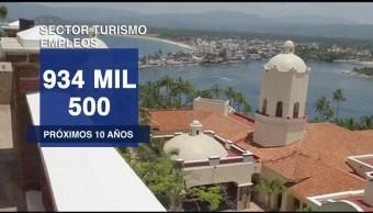 México, quinto lugar en creación de empleos turísticos