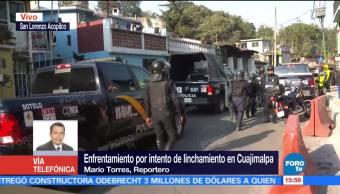 Inicia el retiro de granaderos en Cuajimalpa