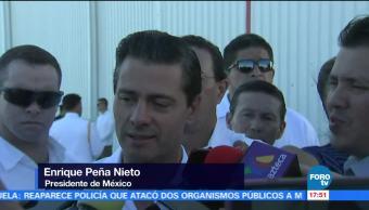 PRI no elegirá a su candidato a partir de aplausos, afirma EPN