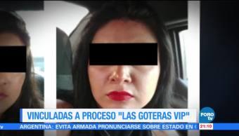 Vinculan a proceso a 'Las goteras vip'