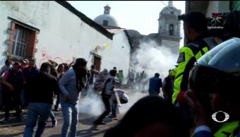 intento linchamiento cuajimalpa deja policia lesionado