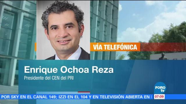 Elección del candidato del PRI para la Presidencia de la República