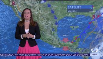 Clima Al Aire: Prevén ambiente frío en Valle de México
