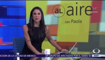 Al aire, con Paola Rojas: Programa del 24 de noviembre del 2017