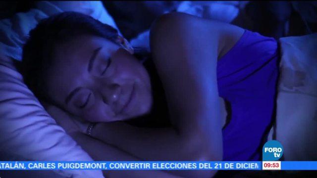 No dormir bien es igual que estar borracho