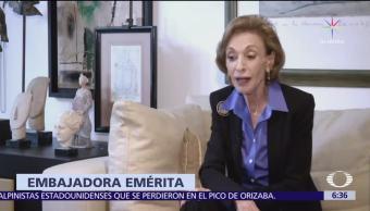Muere Rosario Green, la primera mujer canciller de México