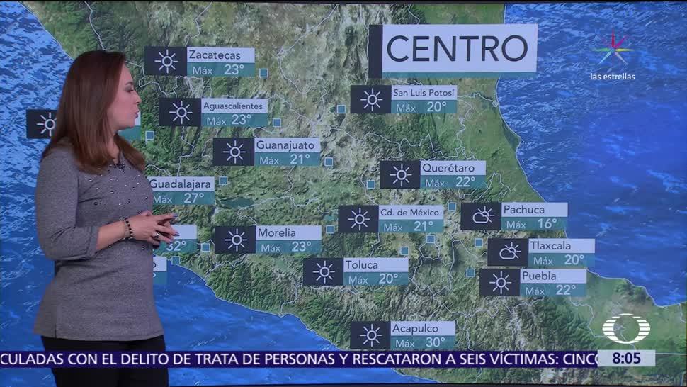 Clima Al Aire: Pronostican ambiente frío y posibles heladas en la CDMX