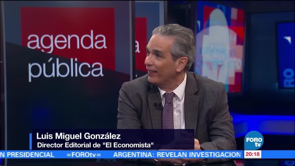 González Anaya un 'bombero' que llega a Hacienda