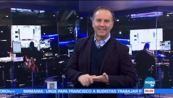 Matutino Express del 29 de noviembre con Esteban Arce (Bloque 1)