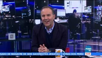 Matutino Express del 29 de noviembre con Esteban Arce (Bloque 2)