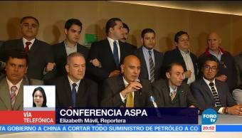 ASPA investiga a 7 personas por paro de pilotos en el AICM