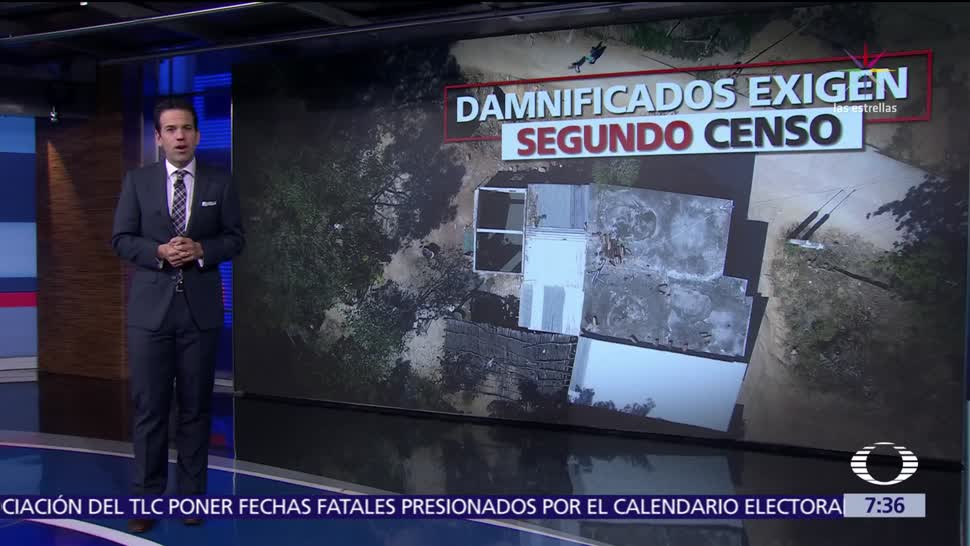 Damnificados del sismo en Oaxaca denuncian irregularidades en apoyo para reconstrucción