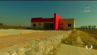 El hospital que no sirve a nadie en Hidalgo