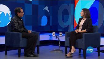 Genaro Lozano entrevista a Inés Carrasco Scherer