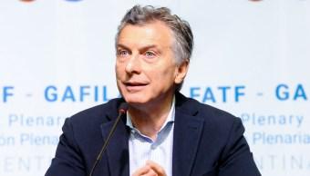 Macri pide compromiso total ante terrorismo tras muerte argentinos en New York