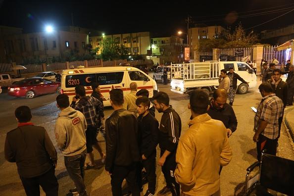 Embajadas de México en Emiratos Árabes e Irán activan teléfono por sismo
