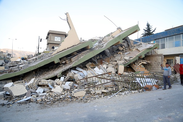 Embajadas mexicanas activan teléfono de emergencia por sismo entre Irán e Irak