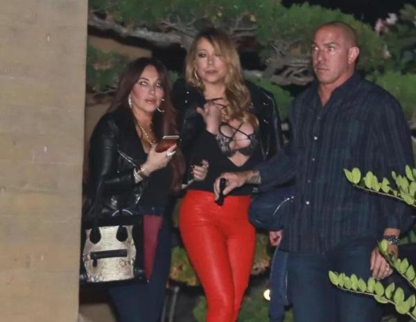 Mariah Carey es acusada de acoso sexual por un exguardia de seguridad