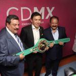 Boxeador Golovkin realiza donación para reconstrucción de la CDMX