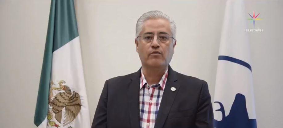 Alejandro Vera, rector de la Universidad Autónoma de Morelos