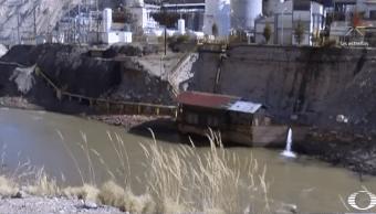 Altos niveles de contaminación en los ríos, en La Oroya, Perú
