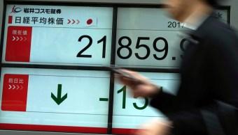 Bolsa de Tokio cierra con baja marginal