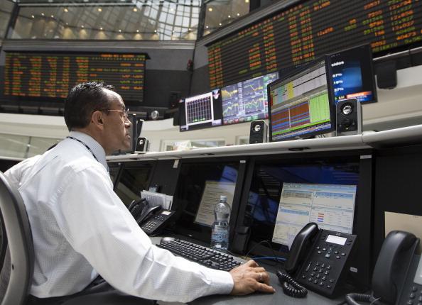 La Bolsa Mexicana de Valores tiene ligero descenso