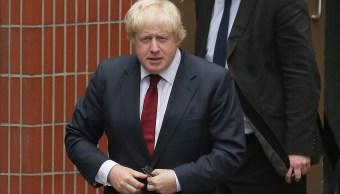Boris Johnson dice plan para Brexit es 'chaleco suicida'