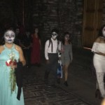 celebran dia muertos festival calaveras slp