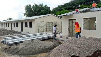 centro escolar juchitan reinicia actividades aulas provisionales sismo