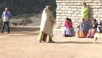 chihuahua es afectada por el frente frio 11