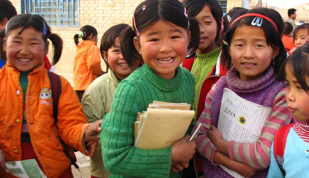 Educación Primaria, Escuela primaria, China, Español, Materia, Castellano