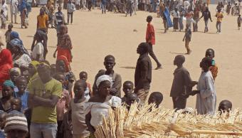 Cientos de personas han abandonado Nigeria rumbo a Camerún huyendo de la violencia de Boko Haram