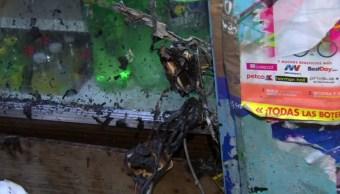 atienden conato de incendio en la colonia balbuena
