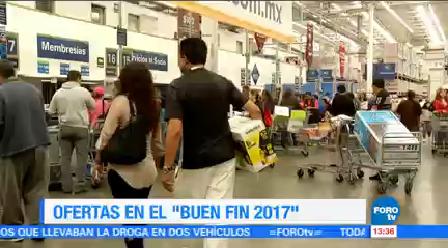 Consumidores Aprovechan Fin Semana Largo El Buen Fin