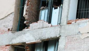 Continúa trabajos de demolición en la Zona Rosa