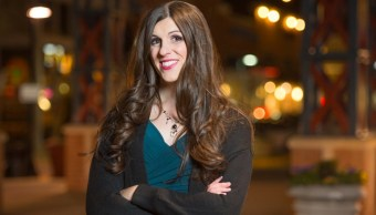 Danica Roem es la primera transexual elegida para la legislatura de Virginia