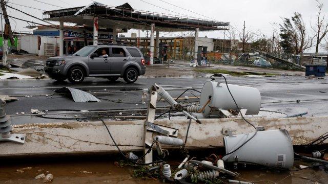 Estados Unidos pagará reconstrucción Puerto Rico paso María