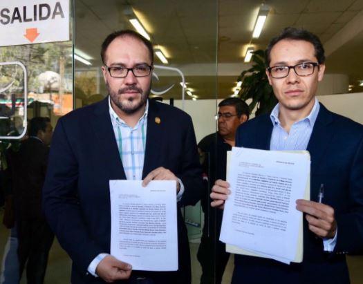 Denuncia la ALDF por usurpación de funciones a Flor Ivone Morales