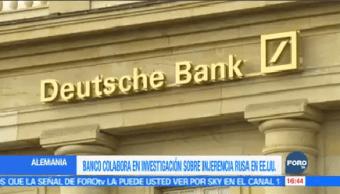 Deutsche Bank Facilita Fbi Cuentas Trump