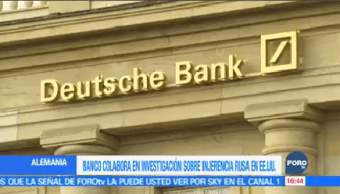 Deutsche Bank Facilita Fbi Cuentas Trump
