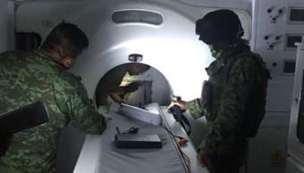 aseguran 371 kilos cocaina tomografo tamaulipas
