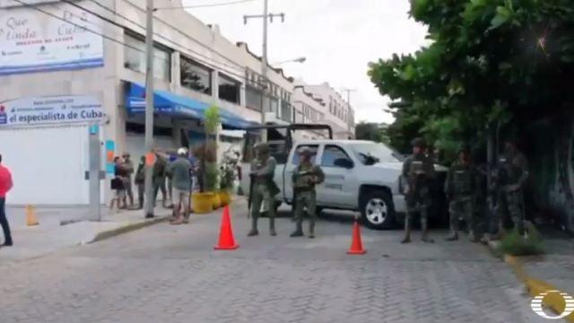 Dueño de cajas de seguridad confiscadas
