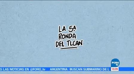 Abc Quinta Ronda Renegociación Tlcan