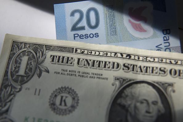 Tipo de cambio en Tijuana — DÓLAR