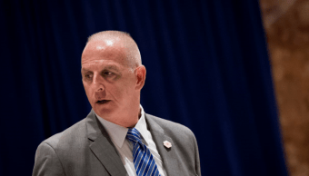 El guardaespaldas de Trump, Keith Schiller