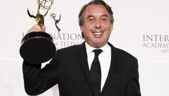 Galardonan a Emilio Azcárraga en los International Emmy Award 2017