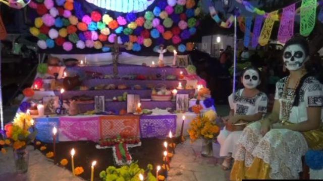 En Campeche, alistan el Hanal Pixán o comida de ánimas