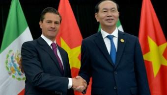 México y Vietnam quieren avanzar en el TPP