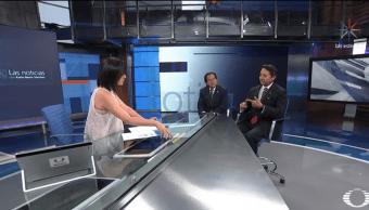 Abelardo Meneses y Alejandro Mohar en entrevista con Karla Iberia Sánchez